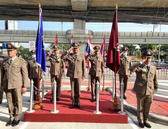 พิธีเปิดอาคารสถานีตำรวจภูธรรัตนาธิเบศร์ (หลังใหม่)