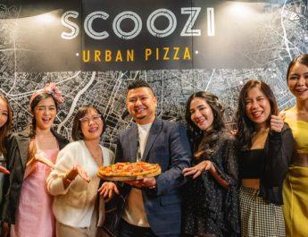 Scoozi Urban Pizza ปรับโฉมใหม่ ลุย เมนู พิซซ่าสไตสล์ ฟิวส์ชั่น พร้อมเสริฟ 1 ธันวาคมศกนี้