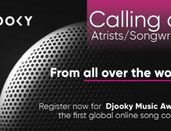 """ถึงเวลาของไอดอลหน้าใหม่ เจิดจรัสทางด้านดนตรีในระดับเอเชียและระดับโลก """"Djooky Music Awards"""" มาถึงเมืองไทยแล้ว!"""