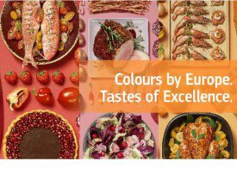 COLOURS BY EUROPE TASTES OF EXCELLENCE พร้อมพาคุณเดินทางสู่เส้นทางแห่งอาหารอันน่าตื่นเต้น!