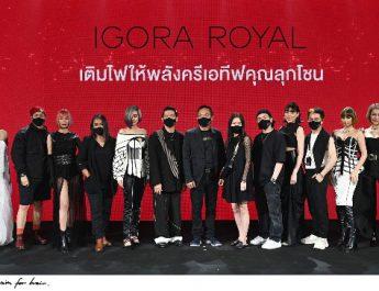 ชวาร์สคอฟ โปรเฟสชั่นแนล เปิดตัวผลิตภัณฑ์ อีโกร่า รอยัล เอ็มพาวเวอร์เมนต์ ในประเทศไทย